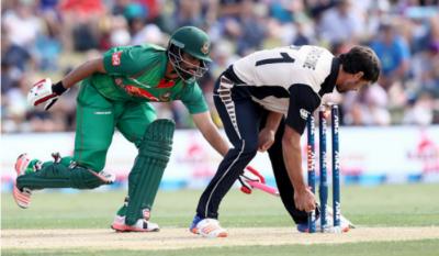 نیوزی لینڈ نے بنگلہ دیش کیخلاف تیسرا ٹی ٹوئنٹی ستائس رنز سے جیت کر سیریز میں کلین سویپ کردیا
