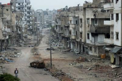 شام میں جنگ بندی کے باوجود امن قائم نہ ہوسکا،