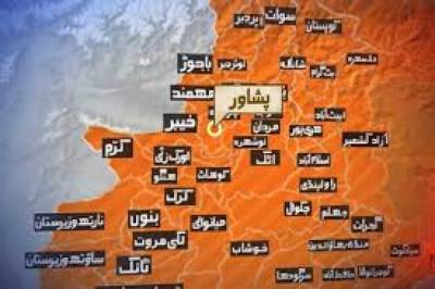 پشاور کے علاقے پیرحیدر کالونی میں نامعلوم افراد کی فائرنگ