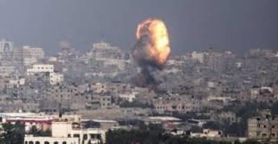عراق کا دارالحکومت بغداد پھر بم دھماکے سے گونج اٹھا