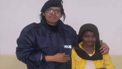 اسلام آباد میں تشدد کا شکاربچی طیبہ کو نواحی علاقےسےبازیاب کرا لیا گیا بچی اوراس کےوالدین پولیس کی تحویل میں ہیں طیبہ کوکل پمزکےمیڈیکل بورڈ کےسامنےپیش کیاجائےگا
