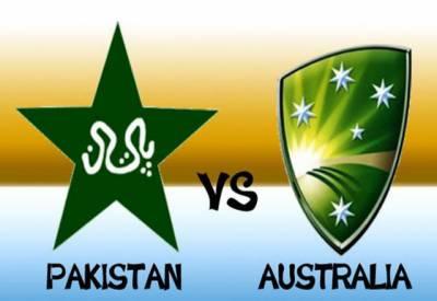 پاکستان اور آسٹریلیا کے درمیان پہلا ون ڈے میچ کل برسبین میں کھیلا جائے گا۔
