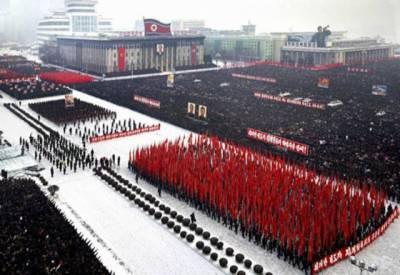شمالی کوریا کی طرف سے انسانی حقوق کی شدید خلاف ورزی پر اسکے 7 اداروں اور افراد پر امریکی پابندی عائد