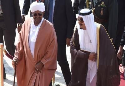 سوڈان کا امریکی پابندیوں میں نرمی کے لئے سعودی کوششوں کا شکریہ