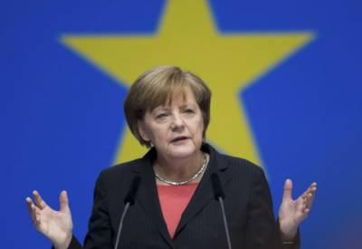 امریکا پر بھروسہ نہیں کرنا چاہئے۔ جرمن چانسلر