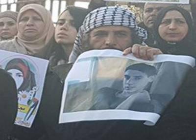 اسرائیلی عدالت نے 13سالہ فلسطینی بچے کو قیدوجرمانہ کی سزا کا حکم دےدیا۔