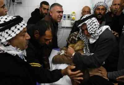 اسرائیلی فوج کی ریاستی دہشت گردی جاری، ایک فلسطینی شہید، 5زخمی
