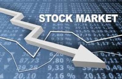 سٹاک مارکیٹ میں اتار چڑھائوکے بعد مندے کی صورتحال برقرار