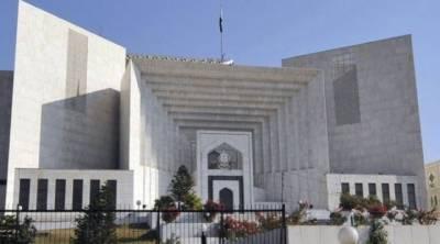 چیف جسٹس پاکستان جسٹس ثاقب نثارنےلاہورکےسروسزہسپتال میں وینٹی لینٹرخراب ہونےاور گنگارام ہسپتال میں بچےکی تین انگلیاں کاٹنےکےمعاملات پرازخود نوٹس لےلیا