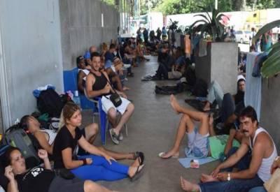 میکسیکو نے امریکی قانون میں تبدیلی کے بعد 91 کیوبن باشندوں کو واپس کیو با بھیج دیا۔
