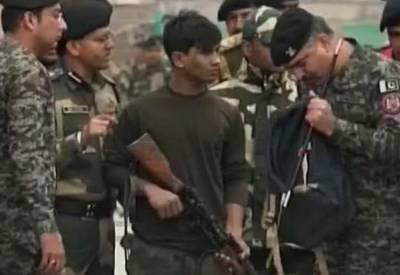 پاکستان نے چندو بابولال کو بھارتی حکام کے حوالے کر دیا۔