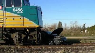 گوجرہ ٹرین حادثے میں چھ قیمتی جان یں لقمہ اجل بن گئیں