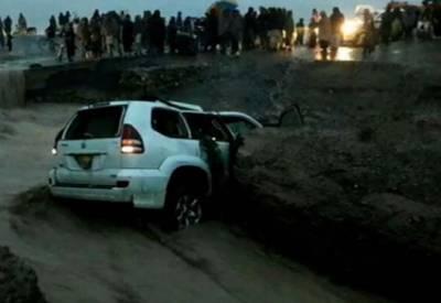 کوئٹہ سمیت بلوچستان کے مختلف علاقوں میں طوفانی بارشوں نے تباہی مچادی۔
