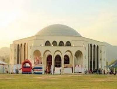 اسلام آباد میں نجی فیشن اسٹوڈیوکے زیراہتمام اپنی طرزکی پہلی اورمنفرد ویڈنگ ایکسپو کا اہتمام کیا