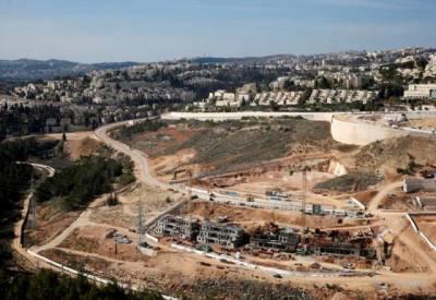 اسرائیل نے مقبوضہ مغربی کنارے پر مزید یہودی بستیوں کی تعمیر کرنیکا اعلان کردیا۔