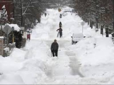 ملک کے بالائی علاقے شدید سردی کی لپیٹ میں ہیں، یخ بستہ ہواؤں نے درجہ حرارت مزید کم کردیا