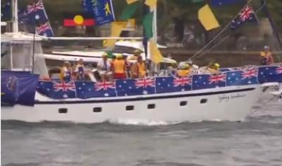 آسٹریلیا کے قومی دن پر ملک بھر میں رنگا رنگ تقریبات کا انعقاد کیا گیا