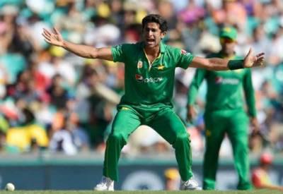 حسن علی ون ڈے میں 100رنزدینے والے دوسرے پاکستانی بولربن گئے۔