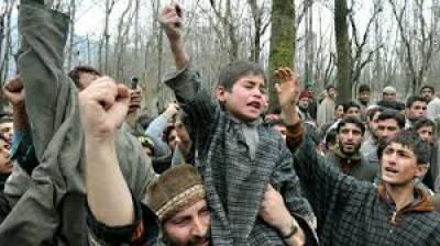 کشمیری آج بھارت کے یوم جمہوریہ کو یوم سیاہ کے طور پر منا رہے ہیں
