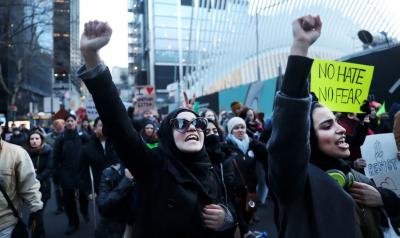 ٹرمپ کی پالیسیوں اور تارکین وطن پر پابندیوں کے خلاف امریکا بھر میں مظاہروں کا دوسرا دور شروع ہو گیا،
