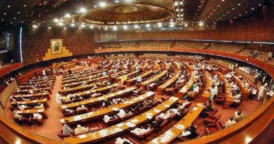 قومی اسمبلی کا اجلاس آج سپیکر سردار ایاز صادق کی زیر صدارت ہو گا