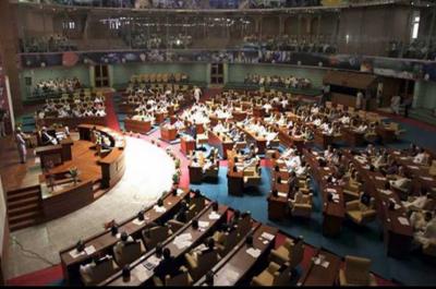 سندھ اسمبلی میں اجرتوں کی ادائیگی سے متعلق بل پر بحث کے دوران اپوزیشن اراکین نے خوب شور مچایا،