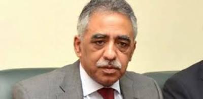 چئیرمین نجکاری کمیشن محمد زبیر کو گورنر سندھ بنانے کا فیصلہ کرلیا گیا