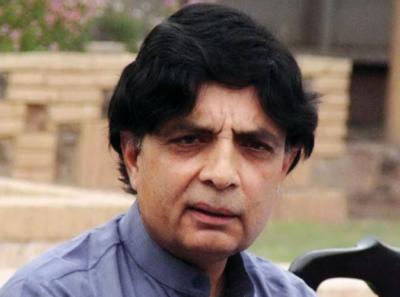 چوہدری نثار علی خان نے جڑواں شہروں کی مختلف سڑکوں پر ٹریفک کے دباﺅ کو کم کرنے کیلئے 48 گھنٹے کا وقت دے دیا