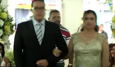 برازیل میں شادی کی تقریب کے دوران ایک شخص نے فائرنگ کر کے تین افراد کو زخمی کر دیا