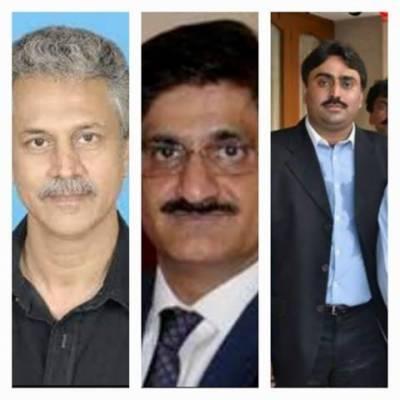 وزیراعلیٰ سندھ نے مئیر کراچی اور وزیر بلدیات کے ہمراہ کراچی کے چڑیاگھر کا دورہ کیا