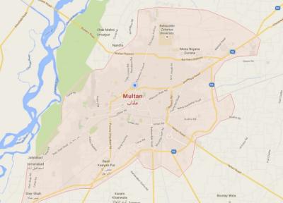 بہاولپور انٹرچینج پر شدید دھند کے باعث چھے گاڑیوں کے آپس میں ٹکرانے سے تین افراد زخمی ہو گئے