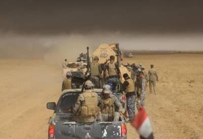 عراق میں مغربی موصل کو آزاد کرانے کی تیاری