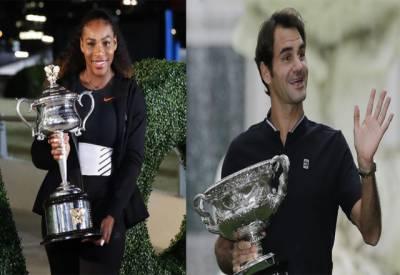 ٹینس کی تازہ ترین عالمی رینکنگ:اینڈی مرے مردوں میں سرینا ولیمز خواتین میں پہلے نمبر پر