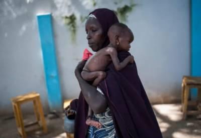 یونیسیف کی رواں سال میں48 ممالک کے48 ملین بچوں کے لئے 3.3 ارب ڈالر کی امداد کی اپیل