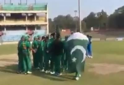 بلائنڈ ٹی 20 ورلڈ کپ: پاکستان نے بھارت کو 7وکٹوں سے شکست دیدی۔