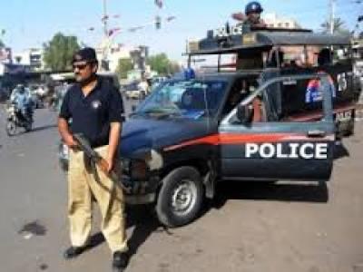 کراچی میں پولیس نے جنوری میں جرائم کے اعدادو شمار کی رپورٹ جاری کردی