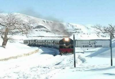 وادی کوئٹہ اور گردنواح میں برفباری سے سردی کی شدت میں مزید اضافہ