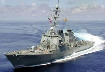 امریکی بحری بیڑہ یمن کی باب المندب بندرگاہ روانہ