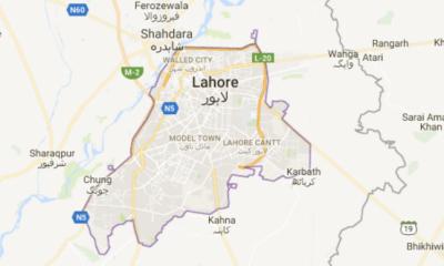 لاہور میں سگیاں پل کے قریب تیز رفتار کار کی موٹرسائیکل کو ٹکر سے نوجوان جاں بحق ہوگیا۔
