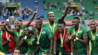 برکینا فاسو نے گھانا کو شکست دیکر افریقہ کپ آف نیشنز میں تیسری پوزیشن حاصل کرلی،