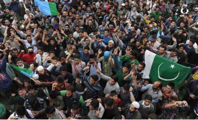 دنیا بھر کی طرح پاکستان میں بھی کشمیریوں سے اظہاریکجہتی کا دن منایا جا رہا ہے۔