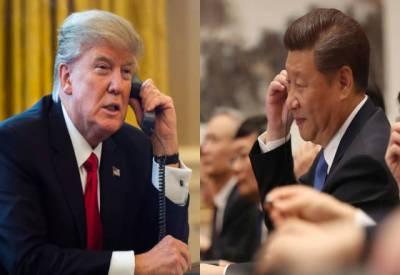 امریکی صدر نے ون چائنہ پالیسی کی حمایت کی یقین دہانی کرا دی۔