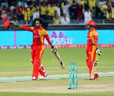 پاکستان کرکٹ بورڈ کے اینٹی کرپشن یونٹ نے اسلام آباد یونائٹڈ کے دو کھلاڑیوں شرجیل خان اور خالد لطیف کو پی ایس ایل سے معطل کر دیا