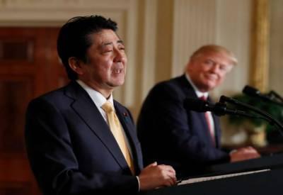 امریکی صدر جاپانی وزیراعظم سے ملاقات کے دوران انگریزی ترجمہ سننے کا آلہ لگانا بھول گئے۔