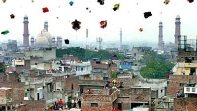 لاہوریوں نے پنجاب حکومت سے بسنت منانے کی درخواست کر دی
