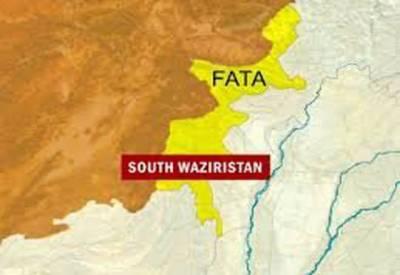 جنوبی وزیرستان: ایف سی کی گاڑی بارودی سرنگ سے ٹکرانے سے 3 اہلکار شہید ہوگئے۔