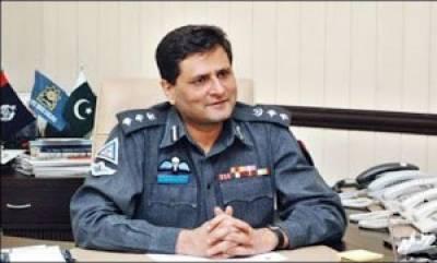 ڈی آئی جی ٹریفک لاہور کیپٹن ریٹائرڈ مبین دھماکے میں شہید