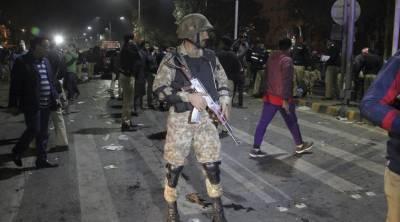 لاہور میں دھماکہ, پنجاب اسمبلی کے باہرمال روڈ پرخودکش دھماکے میں 13 افراد جاں بحق،73 زخمی