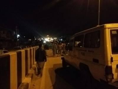 کوئٹہ میں سریاب پل کے قریب بم ناکارہ بناتے ہوئے دھماکے کے نتیجے میں بی ڈی یو کے دو اہلکار شہید