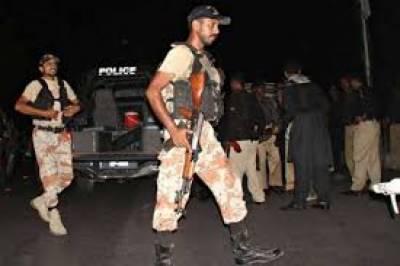 سکیورٹی فورسز نے دہشت گردوں کیخلاف گھیرا تنگ کر دیا۔
